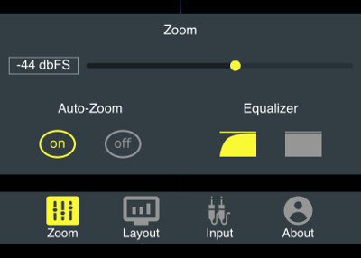 Configure zoom